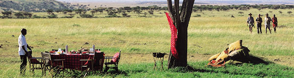 luxe fly-in safari Kenia naar Joy's Camp in Shaba Nationaal Reservaat - Wilderness Adventure