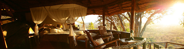 Exclusieve luxe fly-in safari door Kenia  - Adamson's Footsteps