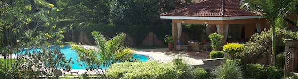 Accommodatie House of Waine Nairobi, Kenia