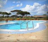 Kibo Safari Camp, Amboseli Nationaal Park
