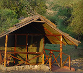 Lake Natron Camp - banda