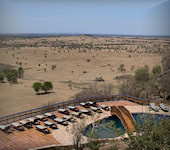 Serengeti NP Lobo Wildlife Lodge