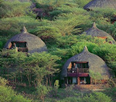 Serengeti Serena Safari Lodge Serengeti Tanzania