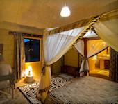 Rhino Watch Lodge interieur kamer